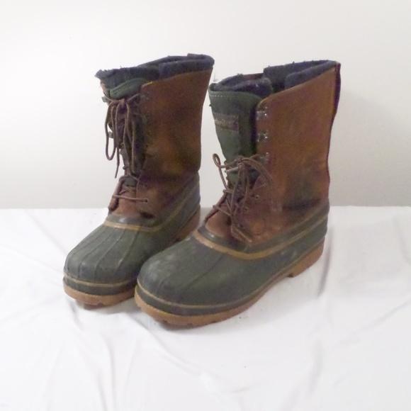 Mens Timberland Waterproof Winter Boots